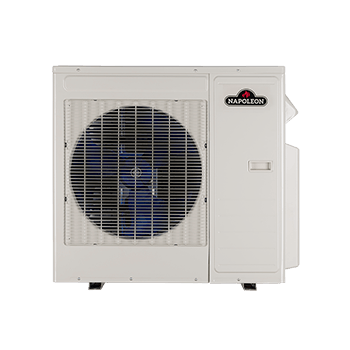 Napoleon Multi Zone DuctLess