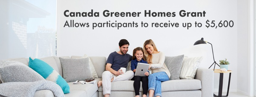 Canada Greener Homes Grant: Up To $5600