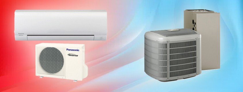 Ductless vs AC